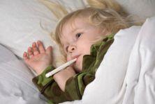 Febrilní křeče u dětí